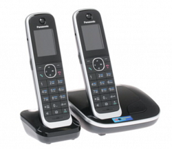 Телефон DECT Panasonic KX-TGJ312RUB