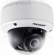 Уличная купольная IP-видеокамера HIKVISION DS-2CD4126FWD-IZ