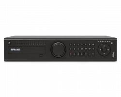 64 канальный IP видеорегистратор Praxis VDR-8864IP