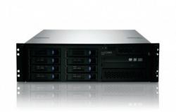 IP видеорегистратор с 8 HDD по 2TB Lenel и 2 платами видеозахвата DVC-EX-B-A32-08-2T
