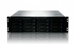 IP видеорегистратор большой емкости с 16 HDD по 3TB Lenel DVC-HD-A-A00-16-3T