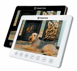 Монитор видеодомофона Tantos Sherlock + (Vizit или XL)