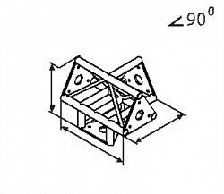 Стыковочный узел IMLIGHT T40N/31-43