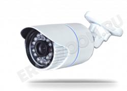Корпусная IP видеокамера ERGO ZOOM ERG-IP7016F-1.3M