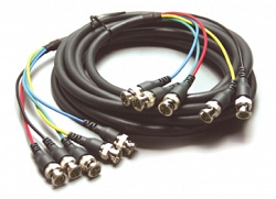 BNC 5 кабель в сборе Kramer C-5BM/5BM-65