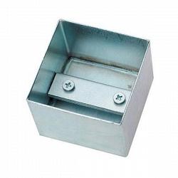 720037 Коробка стальная приварная для монтажа устройств управления и безопасности