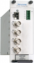 Четырехканальный передатчик видеосигналов Teleste CRT420M