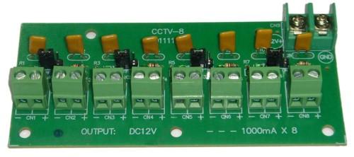 Блок бесперебойного питания AccordTec CCTV-8