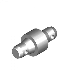 Втулка  DURATRUSS Spacer 20 mm system DT 32-33-34
