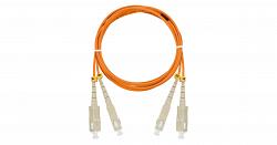 Шнур волоконно-оптический NIKOMAX NMF-PC2M2C2-SCU-SCU-001