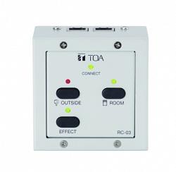 Модуль для ДУ к микшеру MX-6224D TOA RC-03