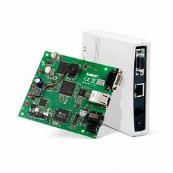 Конвертер Ethernet для станций мониторинга Satel SMET-256