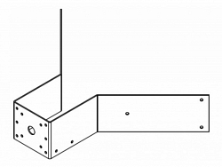 Адаптер BOSCH MIC-CMB