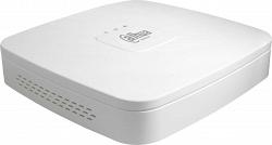 4-канальный IP видеорегистратор Dahua DHI-NVR2104-P-S2
