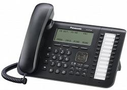 Телефон системный IP Panasonic KX-NT546RU-B
