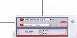 Прибор приемно-контрольный адресный радиоканальный для управления пожарным оповещением «ВС-ПК ВЕКТОР-ОПОВЕЩЕНИЕ»
