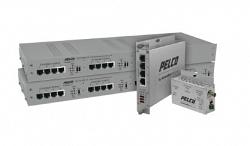 Ethernet коммутатор Pelco EC-3016CLPOE-R