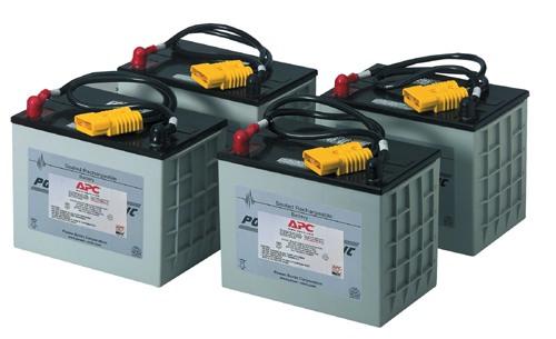 Сменный батарейный картридж APC №14 RBC14