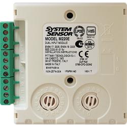Модуль контроля двухканальный M220E