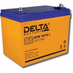 Аккумулятор Delta DTM 1275
