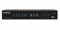 4-канальный гибридный видеорегистратор Infinity VRF-AH400L