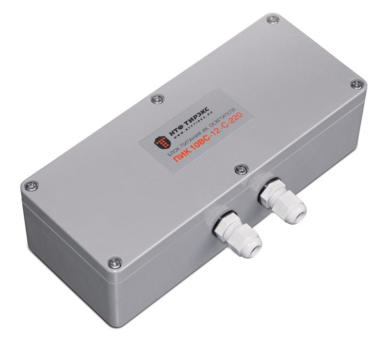 Блок питания (драйвер) наружного исполнения с классом защиты IP66 БП 60-1400 КИА