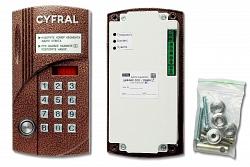 Вызывная панель аудиодомофона ЦИФРАЛ CCD-20/Р