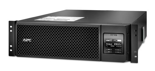 ИБП APC Smart-UPS SRT 5000 ВА, стоечного исполнения, 230 В SRT5KRMXLI