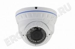 Уличная IP видеокамера ERGO ZOOM ERG-IP760M-2.2M