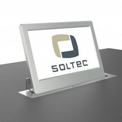 Выдвижной монитор Soltec SRET185L-10