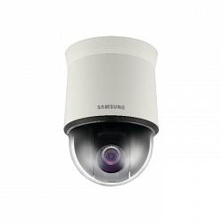 Цветная высокоскоростная купольная видеокамера  Samsung SCP-2373P