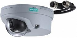 Купольная IP видеокамера MOXA VPort P06-2L80M