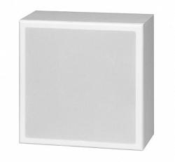 Широкополосная настеннаяпотолочная акустическая система 8.75 white