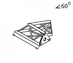 Стыковочный угол IMLIGHT T40N/31-21