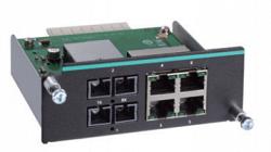 Модуль MOXA IM-6700A-2MSC4TX