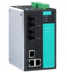 Коммутатор MOXA EDS-505A-MM-ST