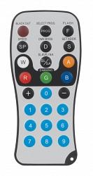 Пульт дистанционного управления American Audio WR Controller (LED RC)