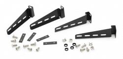 Комплект крепления стационарных полок TLK-SHFS-KR-BK