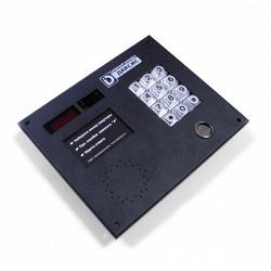 ДМ-01 (без чашки) ЧЕРНАЯ Панель цифрового домофона