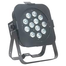 Плоский светодиодный прожектор American DJ FLAT PAR TW12