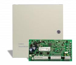 Приемно-контрольная панель   DSC     PC 1616EH