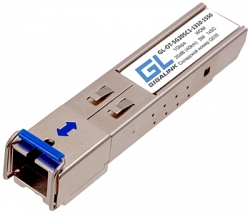 SFP модуль Gigalink GL-OT-SG20SC1-1310-1550-I