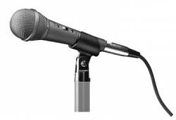 Однонаправленный ручной микрофон BOSCH LBC2900/20