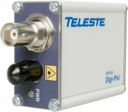 Устройство передачи видеосигнала по многомодовому волокну Teleste CPT101