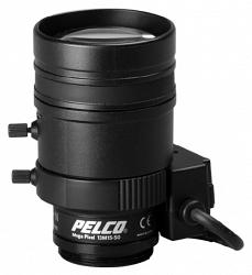 3-х мегапиксельный варифокальный объектив    -  PELCO    13M2.8-8