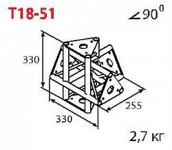 Стыковочный узел IMLIGHT T18-51