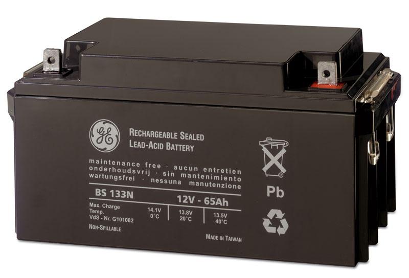 Аккумуляторная батарея GE/UTCFS     UTC Fire&Security    BS133N