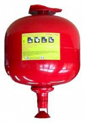 Модуль порошкового пожаротушения Буран 15КД 10