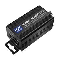 Одноканальный передатчик/приемник по коаксиальному кабелю NVT NV-EC1701