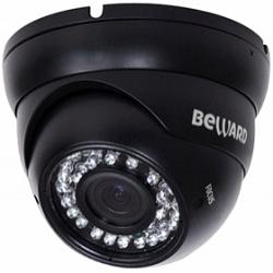 Уличная купольная аналоговая видеокамера Beward M-670VD35U